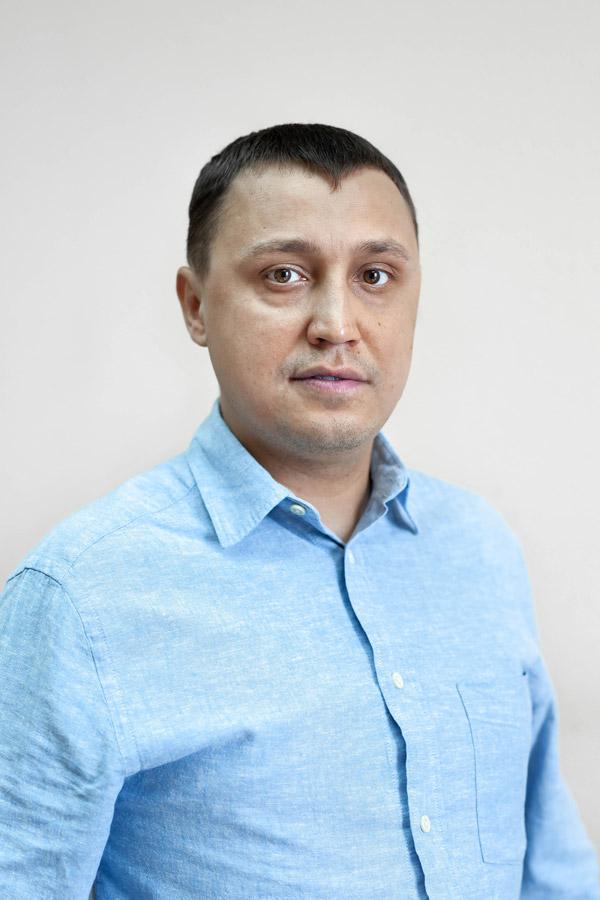 Сергей Николаевич<br>Иванов